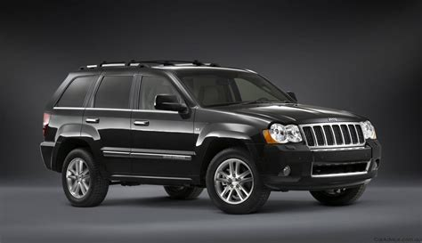 2010 jeep lineup jeep grand cherokee overland badge returns to lineup in
