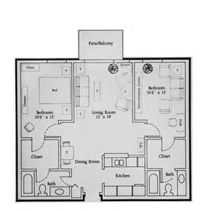 2 bedroom 2 bath apartment floor plans rivers edge floor plans green bay apartment rentals