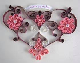 non dimensional quilling flat on pinterest quilling