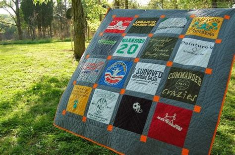 tips for t shirt quilt use a woven fusible