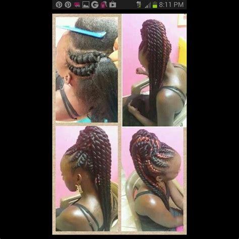jumbo braids protective styles pinterest pretty eyes jumbo braids natural hair and protective styles