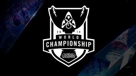 Hoodie League Of Legends World Logo 2014 worlds samsung white vs horn royal club 10 18 14