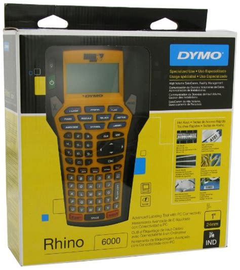 Asli Impor Label Maker Touch Display Panel For dymo industrial rhinopro 6000 professional label maker import it all