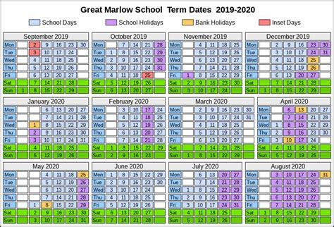 term  great marlow school website