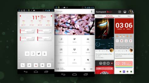 buzz launcher themes download 7 best android launchers of 2014 for an alluring makeover