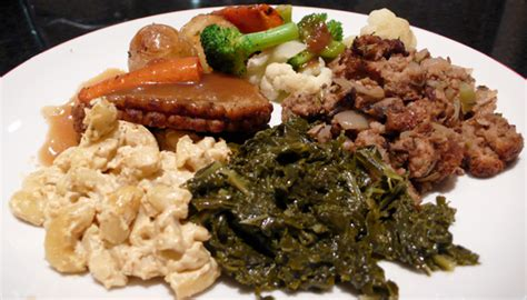 soul food thanksgiving dinner menu thanksgiving