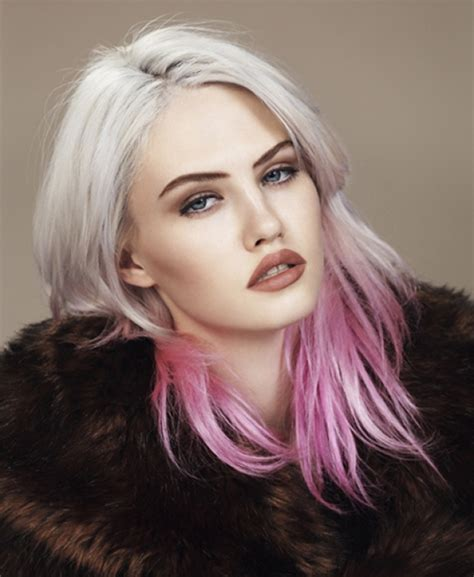 will a medium ash blonde cover pink hair ulta ash blonde with pink tipped ends the most