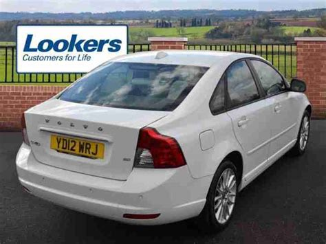hayes car manuals 2010 volvo s40 security system volvo 2012 s40 2 0 se lux edition 4dr petrol white manual car for sale
