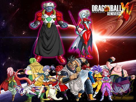 dragon ball xenoverse wallpaper ps3 dragon ball xenoverse wallpaper cast of characters by