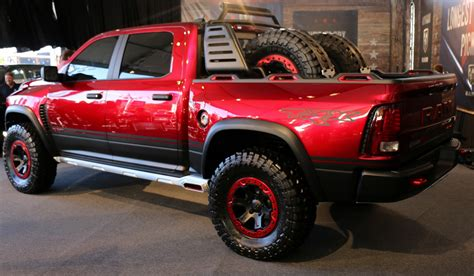 The Ram Rebel TRX Concept is Over the Top and I Want One