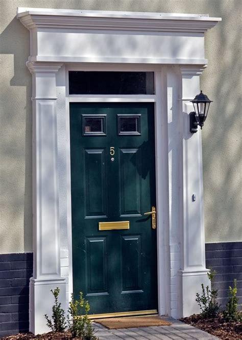 amesbury door surround wbp  house exterior grp