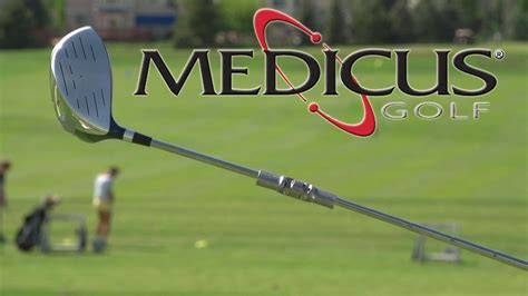 medicus swing trainer review medicus dual hinge golf training aid youtube