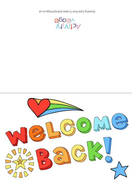 welcome home card ink illustration modern stock vector 666972499