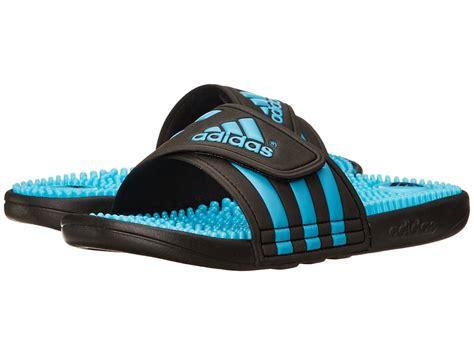 adidas sandals womens adidas adissage black samba blue s sandals 30 00