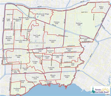 realtor map toronto real estate district maps mississauga mls map zones