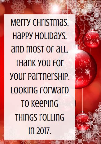 business   messages examples  christmas christmas card messages corporate