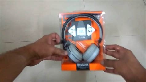 Headphone Bluetooth Ms 881c ms 881c wireless jbl headset with mic unboxing from ebay