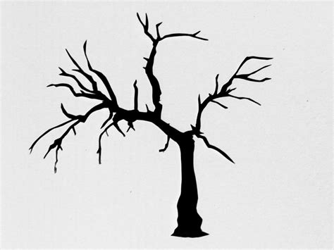 tree stencil pictures to pin on pinterest pinsdaddy