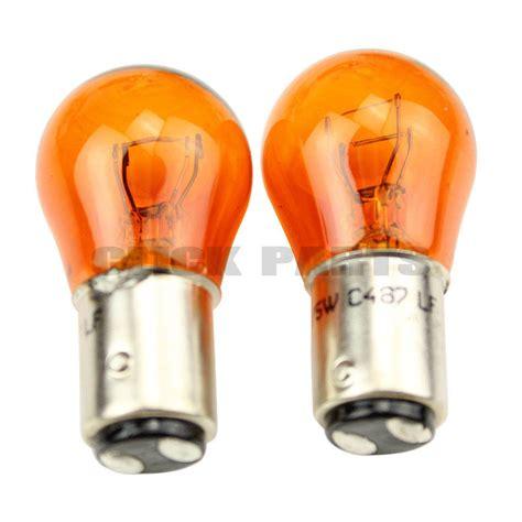 brake and light bulbs 2 x 380 y brake stop rear light car bulbs 12v