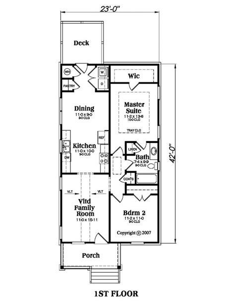 smaller smarter house plans