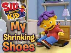 sid the science kid my shrinking shoes 1000 images about sid the science kid on app