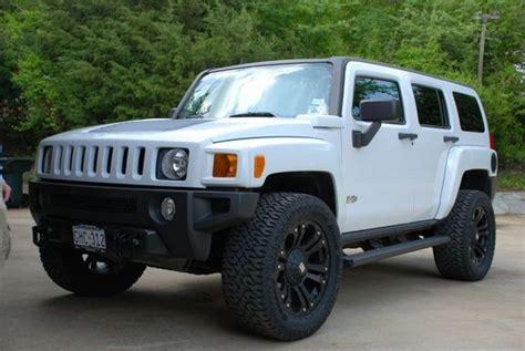 i want a hummer 2007 hummer h3 aaaaaahhhhhhh i want this