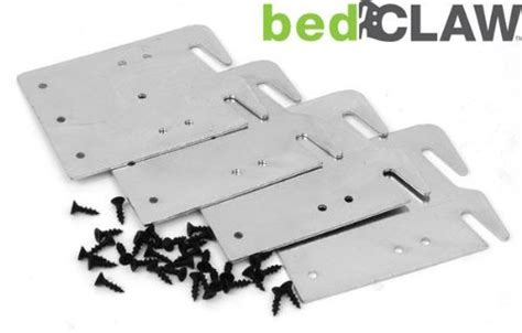 bed claw hook plates bedclaw retro hook plates for wooden bed rail restoration