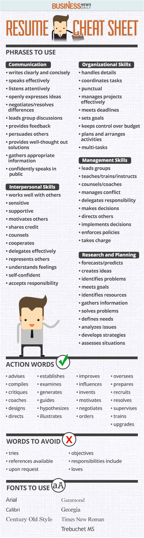 Words To Use In A Resume resume buzzwords 2018 how to make your cv compelling