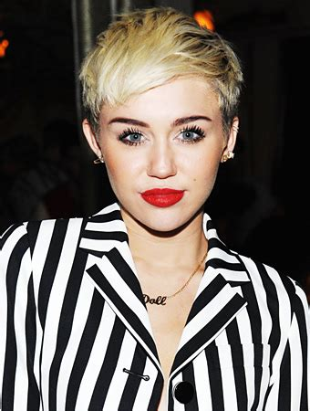 whats miley cyrus pixie cut called do supplements for healthy hair really work
