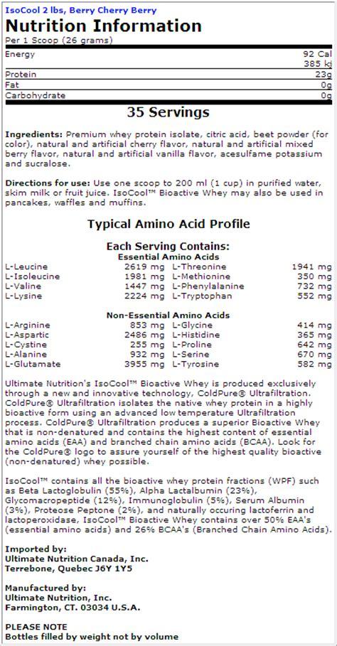 Whey Protein Isolate Surabaya jual isocool whey protein ultimate nutrition jual suplemen fitness surabaya ultimate