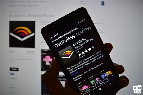 audible mobile store app audible app gets another update for low memory devices