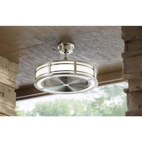 brette 23 ceiling fan home decorators collection brette 23 in led ceiling fan