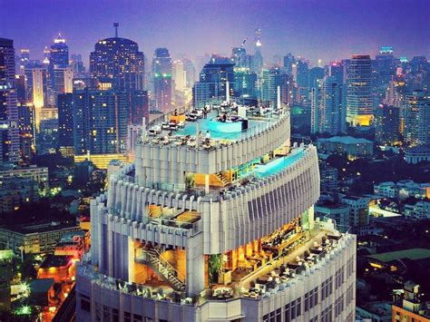 roof top bars bangkok top 10 rooftop bars in bangkok thailand travel inspiration