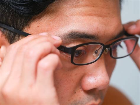 style wide nose 3 ways to wear your glasses wikihow