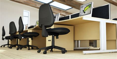 Optimum Office by Office Seating Platinum Ergo Office Chairs