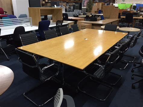 Office Furniture Boardroom Tables Act Boardroom Tables New Used Office Furniture Glasgow Scotland