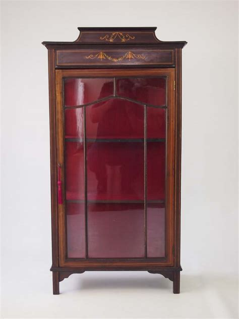 small cabinets for sale small edwardian mahogany cabinet bookcase for sale