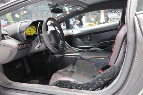 Inside Lamborghini Veneno Picture Other Lamborghini Veneno Interior 2 Jpg