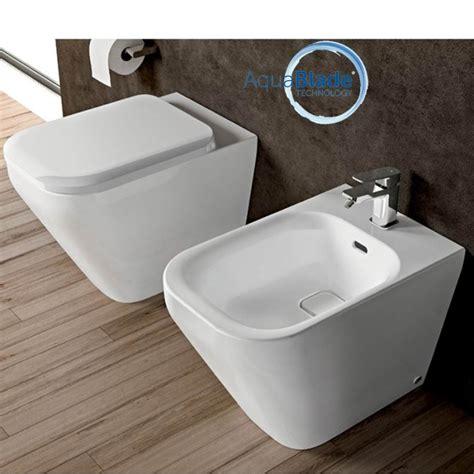 ideal standard vaso sanitari quaranta ceramiche vaso bidet coprivaso