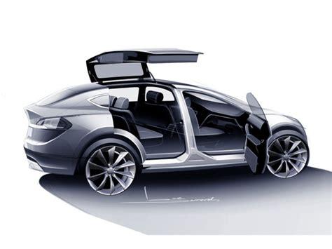 design for x concept tesla model x concept car body design