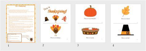 printable turkey mini books thanksgiving mini book for your little one lasso the moon