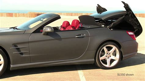 hardtop convertible cars sl65 amg walk around v 12 hardtop convertible sports
