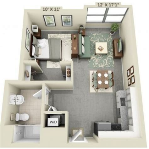 one bedroom apartments in miami best 25 studio apartment layout ideas on pinterest