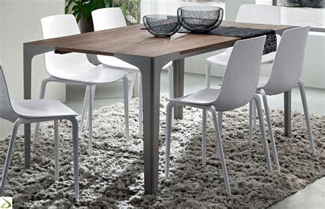 tavolo allungabile da cucina tavolo moderno da cucina rottem arredo design