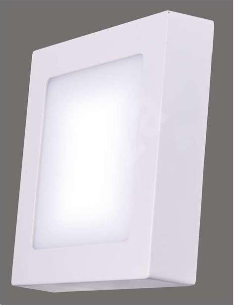 led panel decke emos led panel decke mit 6w cw ip20 lcd licht alza de