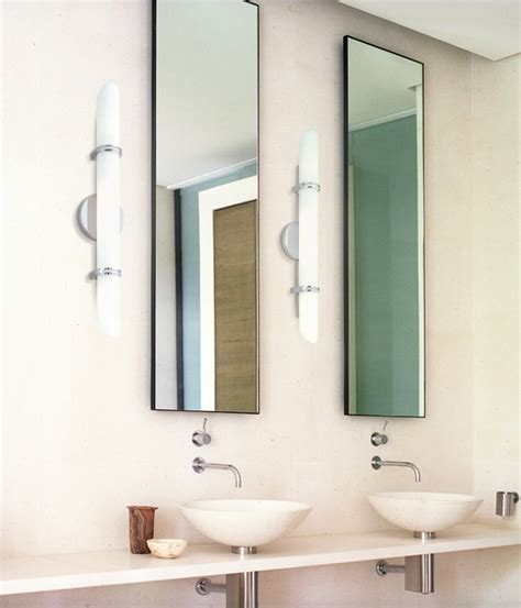 contemporary bathroom sconces hudson valley 3605 pc brighton polished chrome wall sconce contemporary bathroom