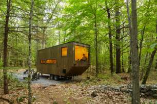 Tiny House Getaway by Getaway A Service That Rents Tiny Houses In The Woods To