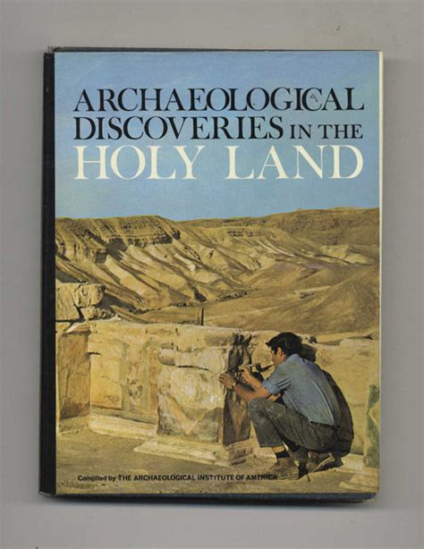 the land of do as you books archaeological discoveries in the holy land by