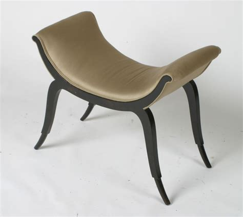 u shaped bench seating french art deco u shaped bench at 1stdibs