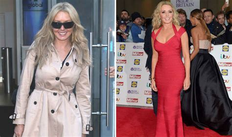 carol vorderman explains decision  quit loose women